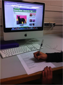 Student Scoring A cat from a local shelter for its genetic traits